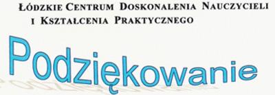 Łódzkie Centrum Doskonalenia Nauczycieli i Kształcenia Praktycznego