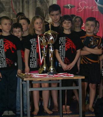 Turniej o Puchar Szkoły Sztuk Walk Wojciecha Adamusika